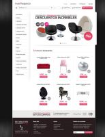 Forniture design online store by lKaos