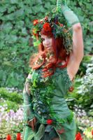Poison Ivy - In Paradise by LeadingPlantLady