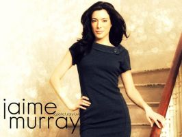 Jaime Murray by bubblenubbins