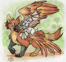 Sketchtrade: Wing-RK by Nothofagus-obliqua
