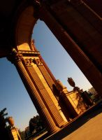 Palace Of Fine Arts San Francisco 07 by abelamario