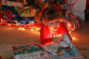 Katie's Christmas Story by HarleyQuinn2012