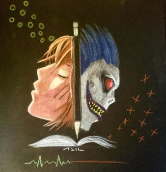 Death Note  by PharmArtist