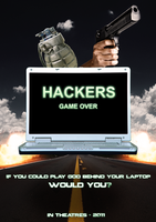 Hackers Poster by Highsound