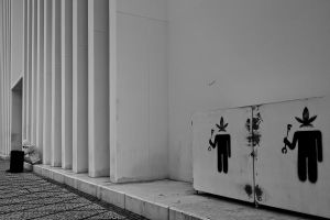 Outside the Wall by NunoCanha