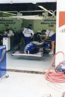 Rothmans Williams Renault Box (Italy 1995) by F1-history