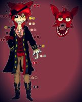 Five Nights At Freddy-Foxy- by MicLovin17