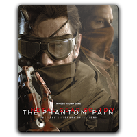 Metal Gear Solid V: The Phantom Pain by darknx