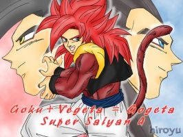 Fusion of  SS4 by hiroyu732