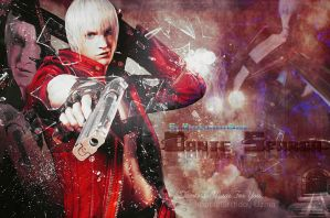 Dante For You... (Gift For My Sis Part2) by MaryLander97