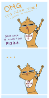 Pizza comic by Baka77