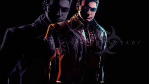 Wesker Desktop by MagnificentMacabre