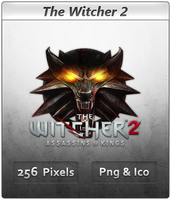 The Witcher 2 AoK - Icon 3 by Crussong