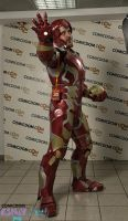 Iron Man MK 43 by CosplayCorp