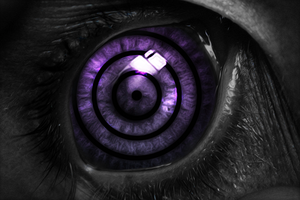 Rinnegan Eye by WHU-Dan