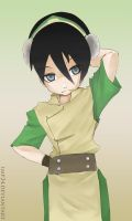 Toph by imp24