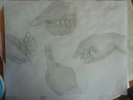 hands by Pepsco