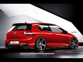 Golf VII GTI by pont0