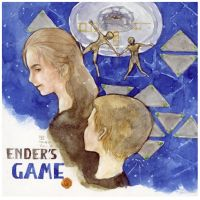 Ender's Game tribute by daydreamerre