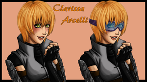 Clarissa Arcelli by Miha-Hime