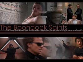 boondock saints by StalkingPanda
