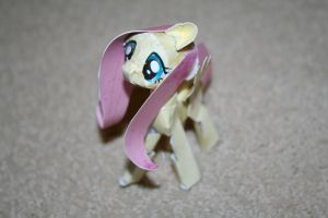 My attempt at Fluttershy Paper by jokingjames2