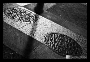 Man's Holes by CharliePhotos