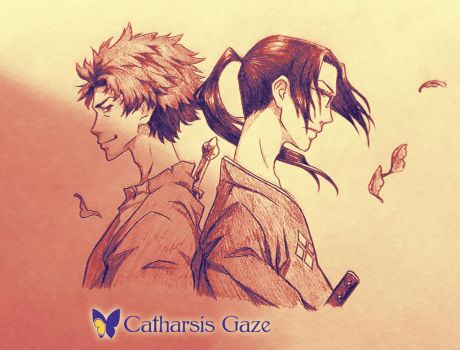 Samurai Champloo by CatharsisGaze