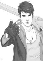 GNefilim role in Dante ^^ by Lika-tyan