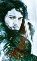 John Snow by ignacio197