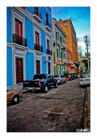 Old San Juan by titopr31
