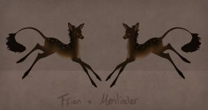Finnick Fawn Design by MythicalPrancer