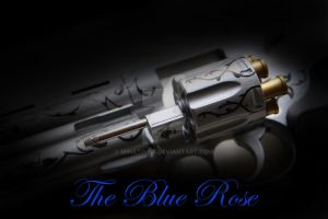 The Blue Rose Nero DMC4 4 by Minato-117