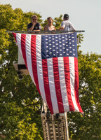 Flag People by sequential