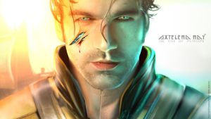 Axtelera-Ray : Prince Ardone Wallpaper by Visual3Deffect