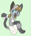 Catgirl Adoptable [CLOSED] by JitterbugJive