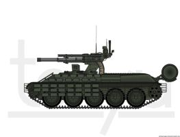 T-34_2000 by T0RYU