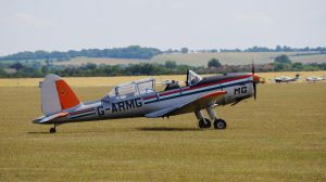 De Havilland DHC-1 Chipmunk by OnionTheKiller