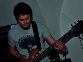 Y bass man by AnAntichrist11