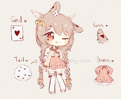 Set price : Yanny #13 [CLOSED] by Seraphy-chan