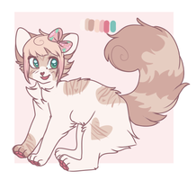 pebbles quick ref by angelicals