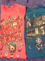 I love these shirts by Monster1777