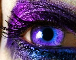 Purple Eye by vacantdesign