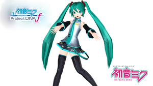 -MMD- Fake Project DIVA f Miku UPDATE by KasugaKaoru