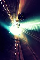 Tunnels are Cool by qizzeyy