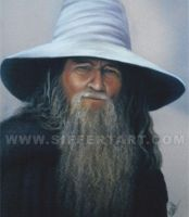 Gandalf by siffert