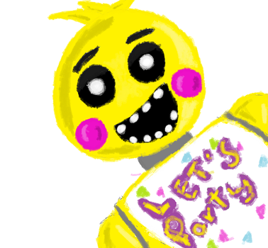 Toy Chica by Frixen