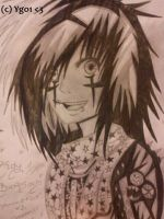 .::Andy Biersack First Attempt Animefied 8D::. by WeFallLikeAngels19