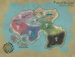 Fate-Of-The-Land Map by XxSoaringHeartxX