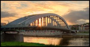Dr. Edvard Benes bridge II by Pildik